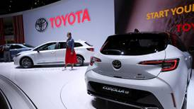 Toyota raising stake in Subaru to at least 20 per cent