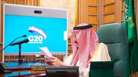 Saudi Arabia to host virtual G20 meeting of energy ministers on Friday