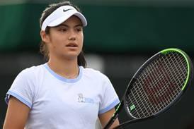 US Open champ Raducanu 'can't wait' to start season in Abu Dhabi