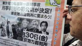 Ex-bosses on trial over Japan's 2011 Fukushima nuclear crisis