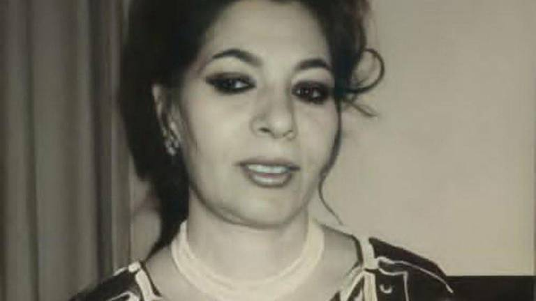 An image that illustrates this article 'An Iraqi palm tree has left our world': Tributes pour in for poet Lamia Amara