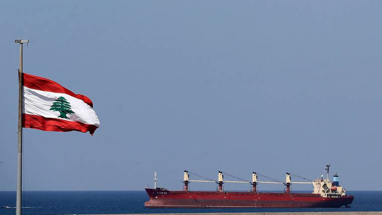 An image that illustrates this article Lebanon resumes talks with IMF for bailout package