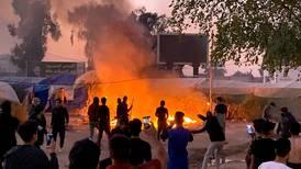 Eight dead as Al Sadr's militia turns guns on Najaf protests