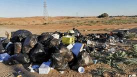 Messy campers risk UAE's wildlife with litter, experts warn