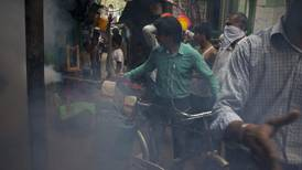 Indian capital struggles to control dengue fever outbreak