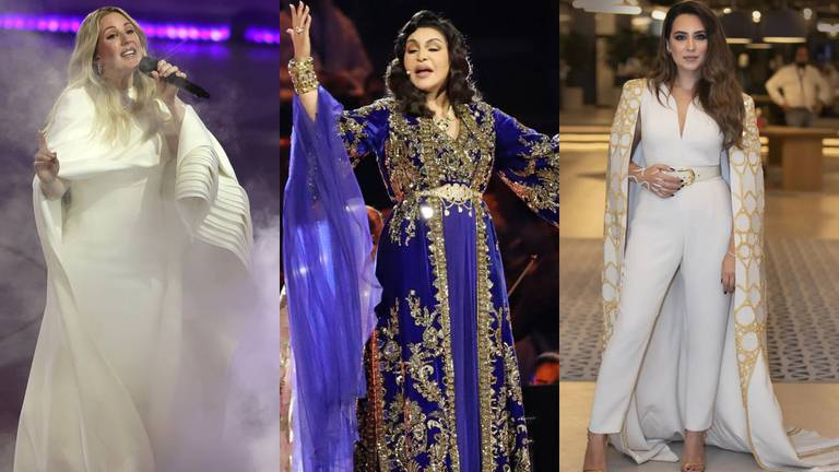 An image that illustrates this article What the Expo 2020 Dubai opening ceremony performers wore on stage