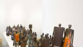 Lebanese artist and refugee Ginane Makki Bacho's elegy to Syrian asylum seekers