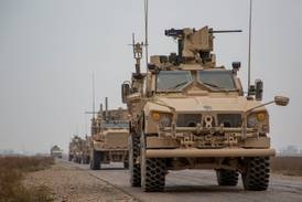 Blast reported at US outpost in southern Syria