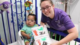 Great Ormond Street Hospital celebrates UAE Flag Day with patient's painting