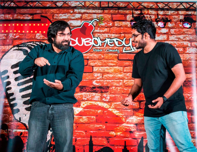 Comedy Mix-Tape Dubomedy. Courtesy of Dubomedy *** Local Caption ***  al30ma-todo.jpg