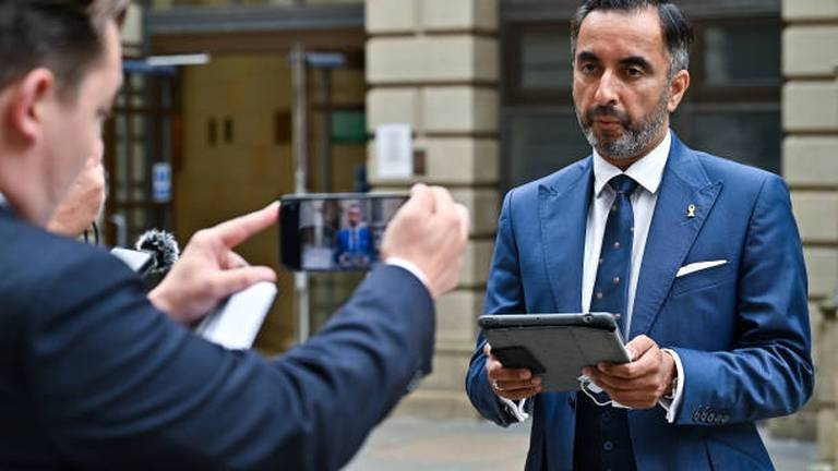 An image that illustrates this article Lockerbie lawyer denies professional misconduct