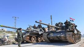 Syria and Turkey refuse to back down in Idlib