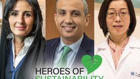 Heroes of sustainability