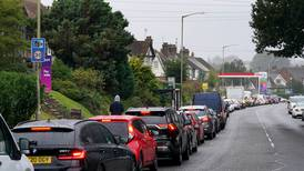 UK fuel shortages expected to last another week