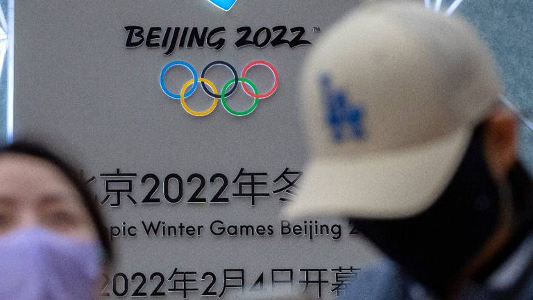 An image that illustrates this article Foreign spectators banned at Beijing 2022 Winter Olympics