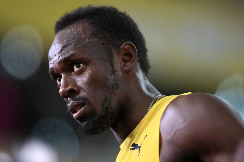 File photo dated 05-08-2017 of Jamaica's Usain Bolt. PA Photo. Issue date: Wednesday August 26, 2020. Eight-time Olympic champion Usain Bolt has tested positive for coronavirus, his agent has confirmed. See PA story ATHLETICS Bolt. Photo credit should read John Walton/PA Wire.