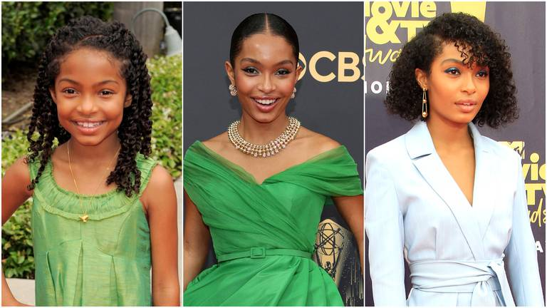 An image that illustrates this article Yara Shahidi's style evolution in 42 photos