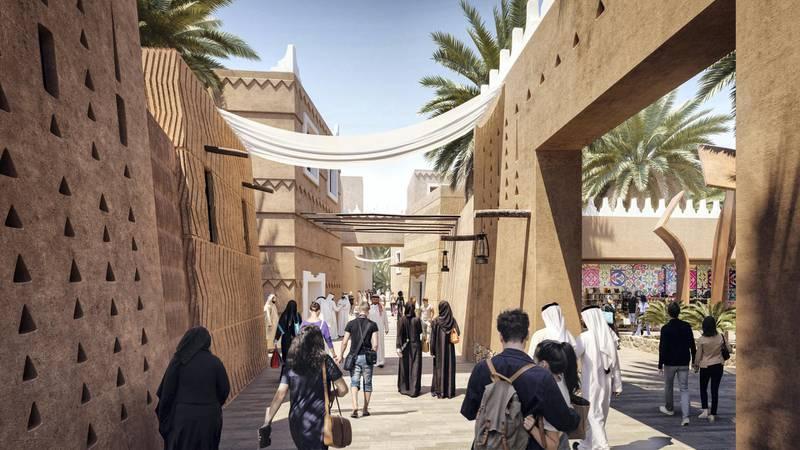 Diriyah Gate project