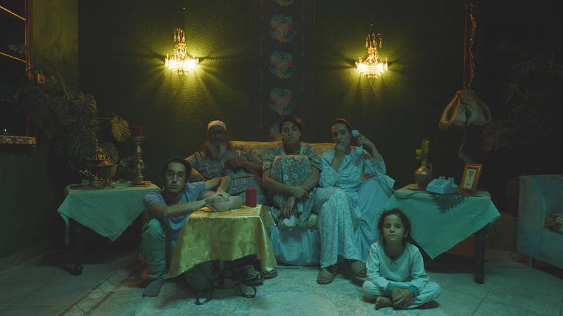 Six Windows in the Desert: Is Sumyati going to Hell? by Meshal Al Jaser. Courtesy Netflix