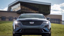 How the Cadillac CT4-V gives refined edge to power