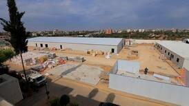 UAE-funded hospital helps Gaza brace for 'fourth' Covid-19 wave