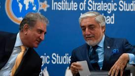 Abdullah Abdullah: Pakistan on board with Afghan peace efforts