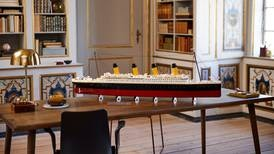 Lego to release scale 'Titanic' model – its largest set ever at 9,090 pieces