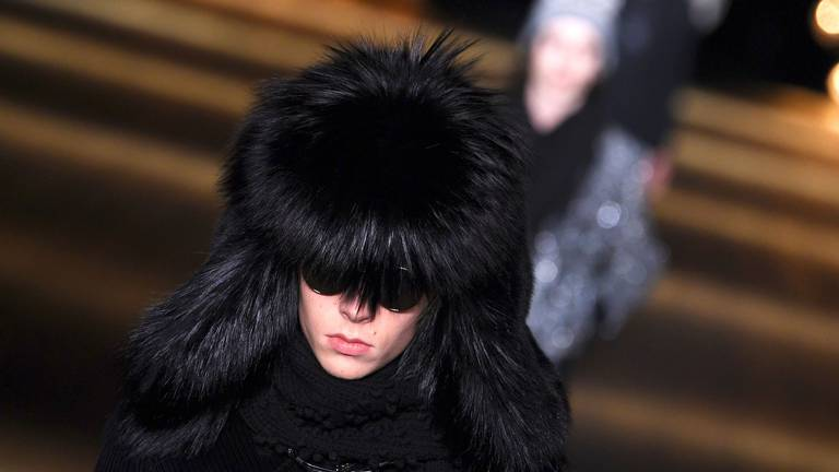 An image that illustrates this article French fashion group Kering to go completely fur free