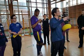 UK teacher helping visually impaired students shortlisted for global award