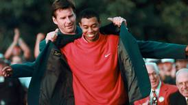 On this day, April 13, 1997: Tiger Woods shatters Masters records and ushers in era of dominance