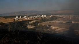 Israel launches first air strikes on south Lebanon since 2006
