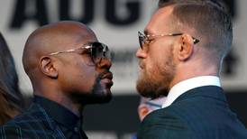 McGregor just doesn't have the game to beat Mayweather