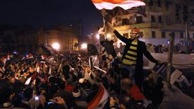 Take two: How author HA Hellyer and satirist Bassem Youssef frame Tahrir Square and the Egyptian revolution
