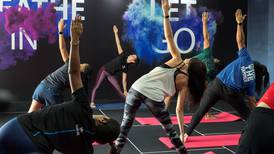 Generation Start-up: India's largest fitness chain muscles its way into the UAE