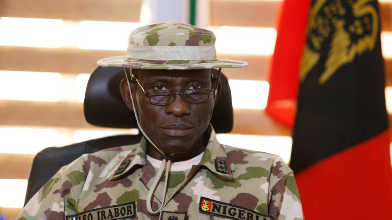 An image that illustrates this article Nigerian military says leader of ISIS in West Africa is dead