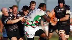 Saracens 'stick together' and win Abu Dhabi rugby derby over Harlequins