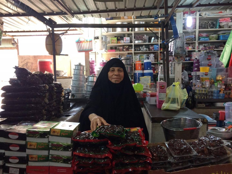 Sadr City, Iraq. Sofia Barbarani / The National