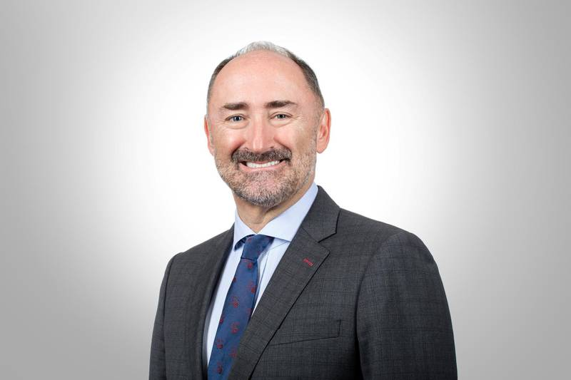 Dr Simon Galpin, Managing Director, Bahrain Economic Development Board Courtesy: Bahrain Economic Development Board