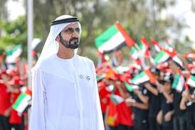 UAE rulers share messages of peace ahead of Prophet Mohammed's birthday