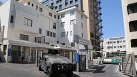 Hospitals in blast-hit north Lebanon struggle with power cuts