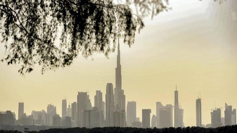 An image that illustrates this article Sheikh Khalifa announces UAE 50th anniversary celebrations