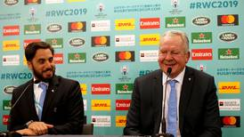 Bill Beaumont re-elected World Rugby chairman and calls for 'unity' to tackle coronavirus