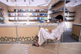 Al Ain Book Fair celebrates UAE's cultural heritage with return to Zayed Central Library