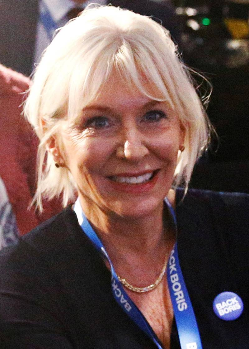 FILE PHOTO: Britain's Conservative MP Nadine Dorries attends the launch of former British Foreign Secretary Boris Johnson's campaign for the Conservative Party leadership, in London, Britain, June 12, 2019.    REUTERS/Henry Nicholls/File Photo