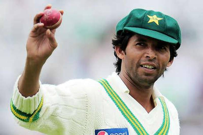NOTTINGHAM, ENGLAND - JULY 30:  Mohammad Asif of Pakistan acknowledges his five wickets during day two of the npower 1st Test Match between England and Pakistan at Trent Bridge on July 30, 2010 in Nottingham, England.  (Photo by Shaun Botterill/Getty Images) *** Local Caption *** Mohammad Asif