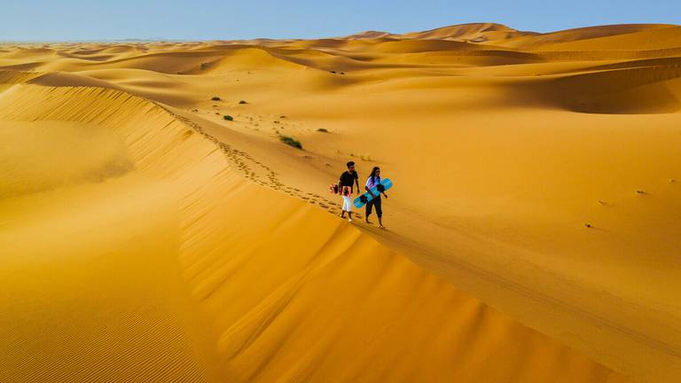 An image that illustrates this article Saudi Arabia travel guide: is the kingdom open to tourists after Covid-19 rules lifted?