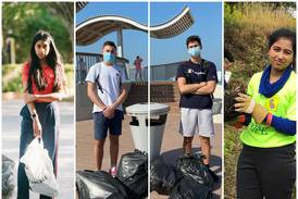 Meet the UAE's young eco-warriors fighting for a better tomorrow