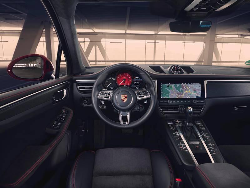 Porsche Macan GTS. Courtesy Porsche