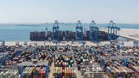 Abu Dhabi Ports Group's first-half revenue surges 21% in 2021