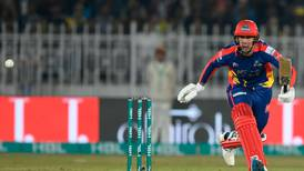 Coronavirus: Alex Hales waiting to be tested after developing symptoms as final stages of PSL postponed